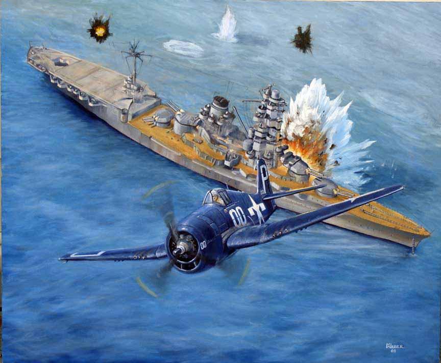 Bruce Weber - Navy Cross