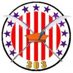 303rd logo